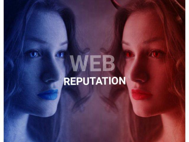 Web reputation social network – reputazione online – brand reputation