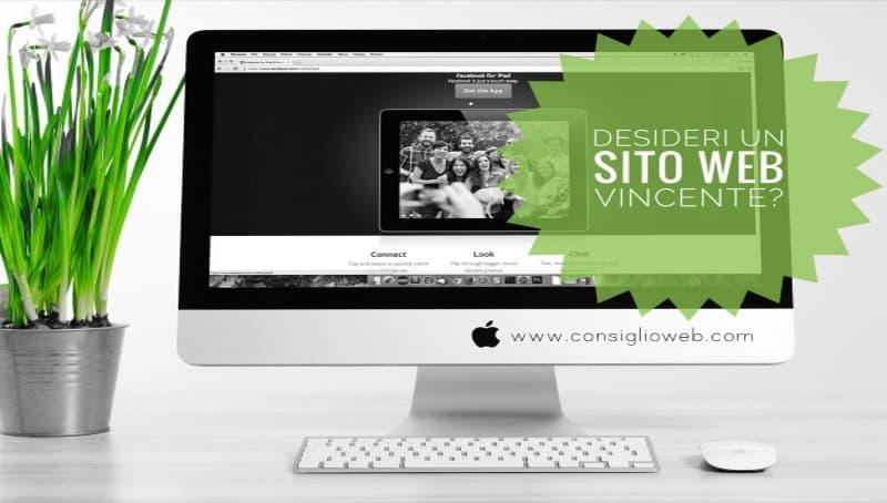 Come creare un sito web vincente - come fare pagina web per vendita per lead generation