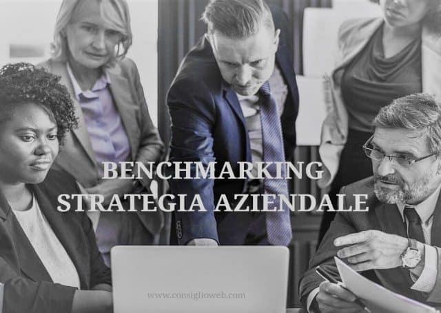 Analisi Benchmark – analisi concorrenza - strategia aziendale