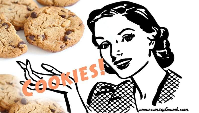Cookies cosa sono - ricetta consigliata per posizionamento Google nella serp
