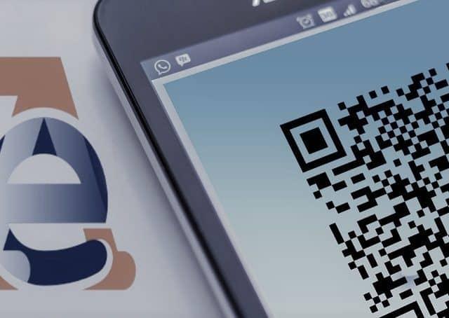QR code Agenzia Entrate - codice per fatturazione elettronica