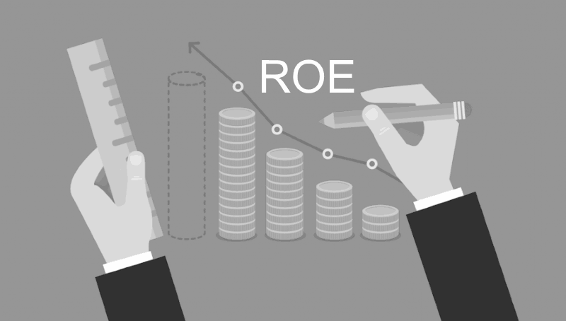 ROE formula Return on equity - analisi di bilancio per indici - redditività