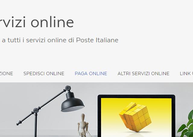 Pagamento bollo auto online Poste - pagare bollo online con PosteID Spid