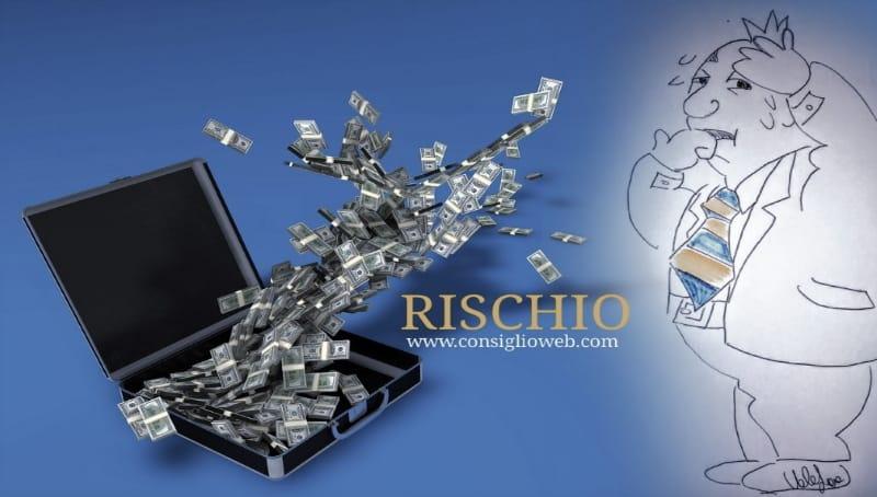 Rischio aziendale e rischio personale - consiglio per imprenditore, professionista