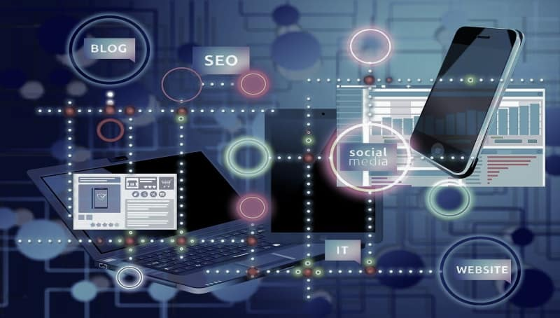 SEO aziendale - tecnologie digitali integrate